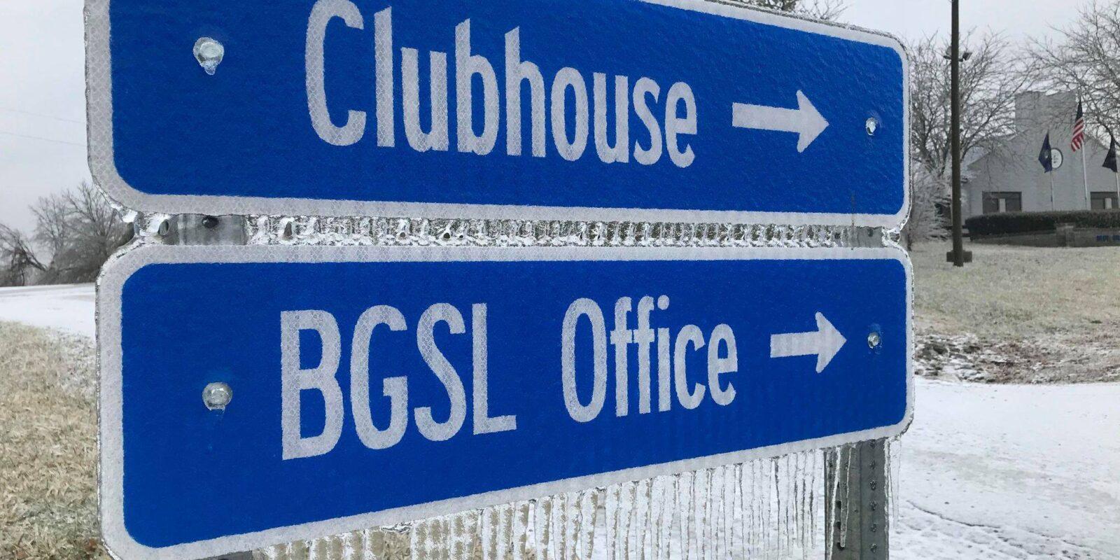 BGSL Ranges Open, Roads Icy